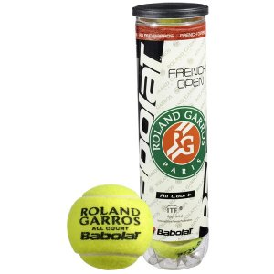 loptičky Babolat BALLS French Open All Court X4