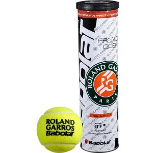 loptičky Babolat 502017 - BALLS French Open X4